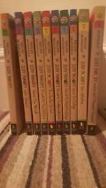 Judy moody books