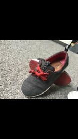 *REDUCED*Brand new Toms charcoal trainers (size 2)