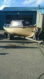 Fishing boat 15 ft