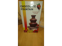 Barely used Chocolate Fountain - used just twice - still in full working order. Great for a party!
