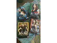 Alias Dvd Boxset