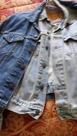 Levi Strauss jackets