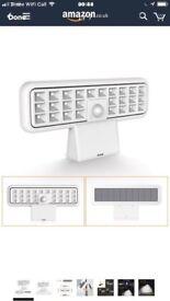 Solar Sensor Lights Outdoor, Eleganted 26 LED Waterproof Security Lights with Motion Sensor,