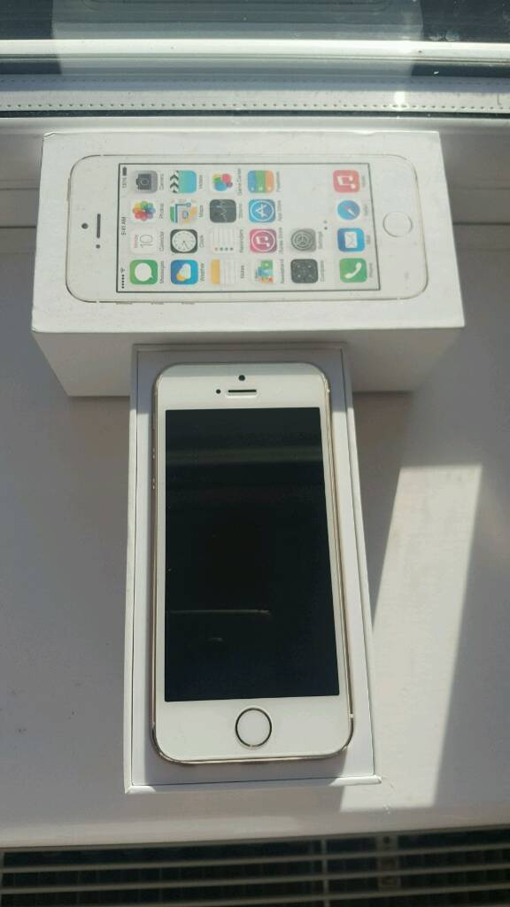 Iphone 5s mint conditionin Bournemouth, DorsetGumtree - Mint condition IPhone 5s 16gb golden.Unlocked