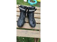All star motorbike boots