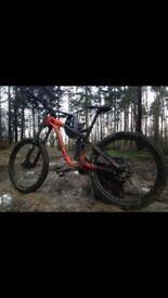 "Norco aurum 26"" downhill mountain bike free ride mtb"