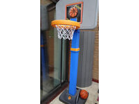 Fisher Price Grow to pro basketball