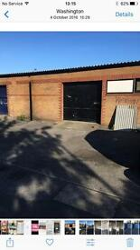 UNITS TO RENT IN WASHINGTON GREAT LOCATION SUITABLE FOR ALL USES RENT ONLY £60 PER WEEK