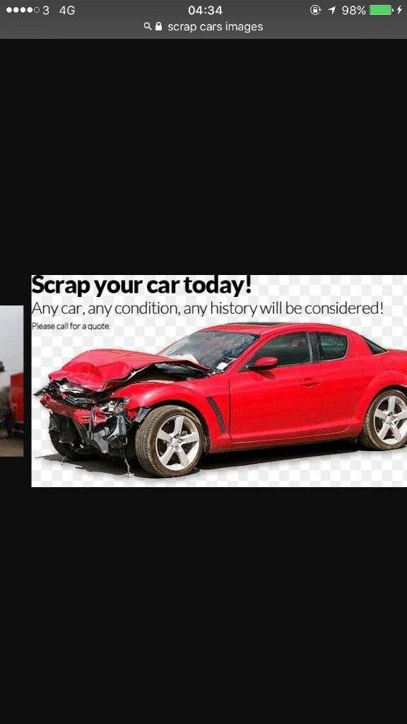 We buy scrap cars any condition dead or alive | in Harrow, London ...