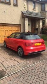 Audi A1 Sline Black edition