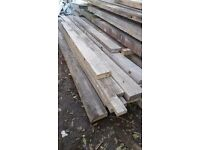 Hardwood - Oak Beams