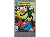 DC comic FIRST ISSUE Superman January 1987 second series