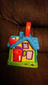 VTech learn and play house