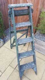 Vintage Ladder Shabby Chic