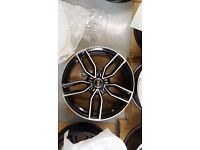 4 AUDI S3 STYLE ALLOYS ALLOY WHEELS S LINE TT TTS TTRS RS4 RS3 RS5 RS6 RS7 R8 A1 A3 A4 A5 A6 A7 A8