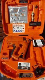 PASLODE im65A. nail gun 210£