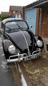 1962 Classic VW 1200 Beetle