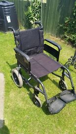 Wheelchair. D.M.A medical wheelchair