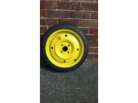 Space Saver Spare Wheel Goodyear T115/70 D14 Brand New. 14 x 4T 23 OM18 1106