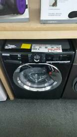 New graded Hoover 8kg washing machine with 12 months guarantee