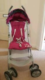 Graco Nimbly stroller