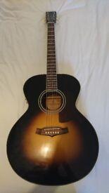 Tanglewood Sundance TW60 SC VS E Semi Acoustic Guitar