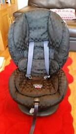 Mamas and Pappas pro-tec car seat group 1 ( 9 months to 4 years)