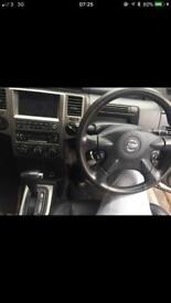 £899, Nissan Xtrail 2006.