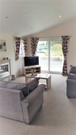 **Stunning Bargain Lodge on 5* Owner's Only 12 Month Season, Pet Friendly Holiday Resort, Cornwall**