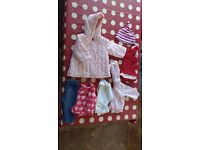 baby girl clothes bundle, 3 - 6 months