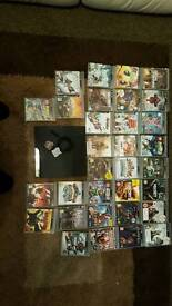 PS3 and lots of games
