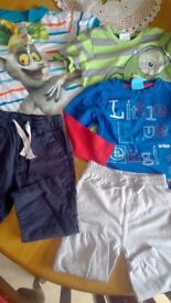 boys 2 years old bundle clothes