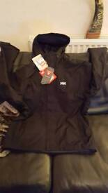 Helly Hanson XL Mens jacket brand new with tags
