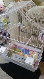 Good condition bird cage ONO