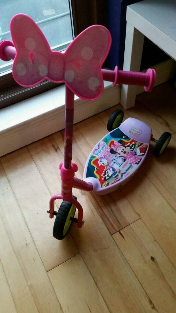 Kids Tri-scooter 2+