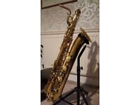 H. Couf Superba I low A Baritone sax - Vintage Keilwerth