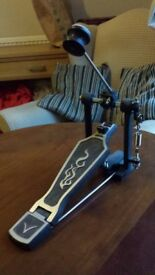 Flame chain driven Bass drum pedal double sided head