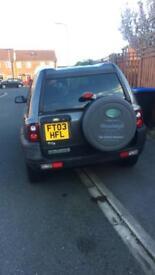 2003 Land Rover freelander td4