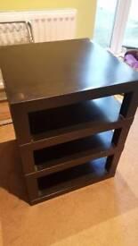FREE ikea hi-fi rack table