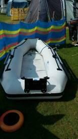 Navigator inflatable boat