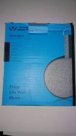 WSA series wireless speaker new condition great sound! NEW