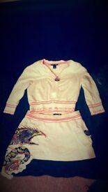 Skirt and jacket (Just Cavalli)