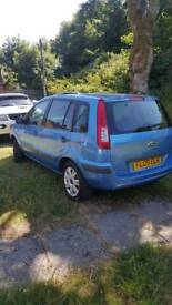Ford Fusion 1.4 Petrol 2009