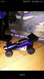 New radio controlled buggy