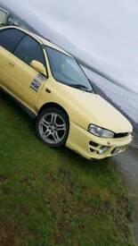Subaru impreza sports edition 2ltr