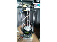 Geetech delta 3d printer (parts)