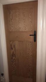 X 3 original 1930 doors
