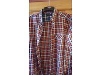 Mens Xl Designer Shirts Bundle Armani Ted Baker Luke Lyle Scott Lambretta Boot or Ebay