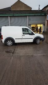 Transit connect 1753 td long mot good runner and starter 86000 miles