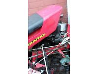 complete petrol engine 13,0hp for countax tractor